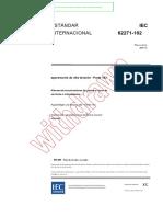 IEC 62271-102-ESP