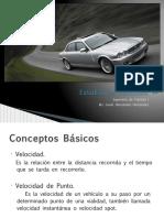 7.Estudios de Velocidad2009
