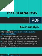 Psychoanalysis 2