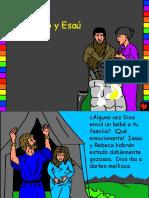 JACOB Y ESAU