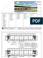 architectural plan of school building