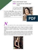 Entrevista a Liliana Bodoc - Julieta Ghiso