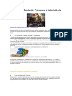 Aportes de La Revolución Francesa y La Industrial a La Sociología