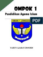 Kelompok 1 Pendidikan Agama Islam