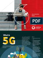Vodafone 5G Explained Pocket Guide
