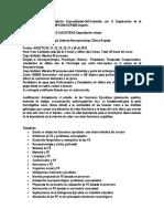 Curso Teorico-Virtual Funciones Ejecutivas-centro de Capacitacion Especializadapv Cce