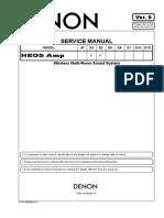 heos amp service manual