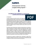 Documentos Inspeccion API 1104 Indura