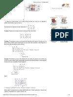 Regra de Sarrus - Só Matemática