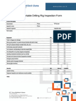 Form Inpsection