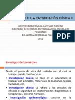 Diseños en la investigación clínica II PRESENTACIÓN.pptx
