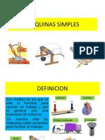Unidad 07 Maquinas Simples