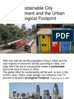 The Sustainable City.ppt
