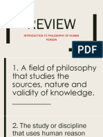 Review Philo