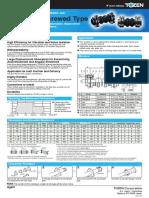 Katalog Twinflex Tozen Screw (Drat)
