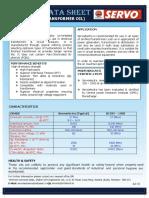 IOCL Transformer Oil datasheet