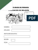 TERCER GRADO DE PRIMARIA religion.docx
