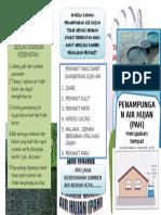 Leaflet Air Hujan dan PAH.doc