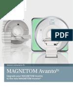 MRI MAGNETOM Avanto Upgradebrochure 152074006 7