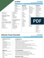 Ultimate Travel Checklist.pdf