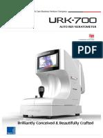 Unicos URK 700.PDF
