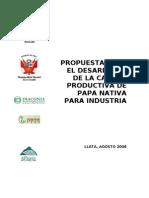 Propuesta Compra Semilla Municipal Ida Des Huamalies