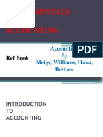Introduction Accounting