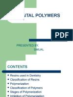 Dental Polymers