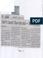 Philippine Star, Aug. 7, 2019, Dont count Cha-cha out-Romualdez.pdf