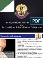 Mathematical Ecomonics