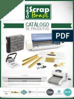 Catálogo Scrap Brasil