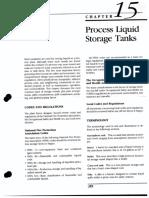 15-Process Liquid Storage Tanks