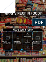 What''s next in food?