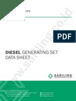 BROSUR DATASHEET YANMAR-SAE- 20 KVA SYLENT TYPE.pdf