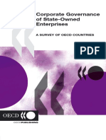OECD 2005 - Corporate Governance of SOEs. a Survey of OECD Countries