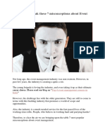It is time we break these misconception about event management.pdf