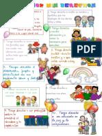 Los Derechos y Deberes de Los Niños y Niñas
