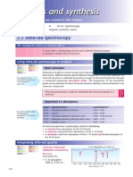 Chemistry - Analysis and Synthesis - Chapter 7 - Letts Study Guide - Post 16