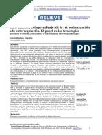 La Evaluacion Del Aprendizaje-De La Retroalimentacion a La Autorregulacion. El Papel de Las (1)