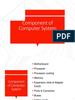 Basics of Compter Systems