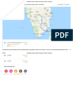Basavanagudi, Bengaluru, Karnataka to Rameswaram, Tamil Nadu - Google Maps