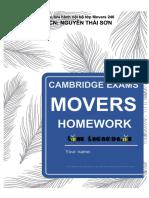 Cambridge Movers (Students)