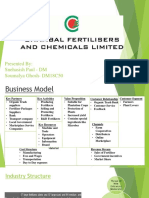 Chambal Fertilizers and Chemicals Limited