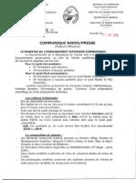 Bourse Tunisie 2019