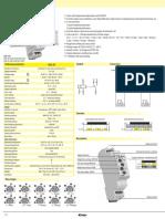 Datasheet CRM 2H
