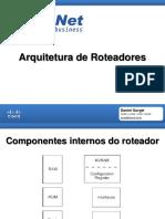 Arquitetura de Roteadores