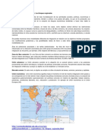 4- Mundialización y Regionalismos