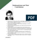 indianmathematiciansandtheircontribution-130109074100-phpapp01