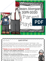 parent playbook 2019