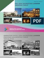 Direktori Hotel Dan Akomodasi Lainnya 2016